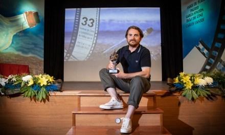 Borja Soler gana el concurs de curts del 33 Festival de Cinema de l'Alfàs del Pi amb 'Mindanao'