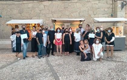 El jurado concede el primer premio de la 38 Mostra d'Artesanía de Altea a Pere & Digna