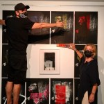 El artista David Gil Campesino recupera la esencia de la serigrafía en la nueva exposición de la Casa Bardín