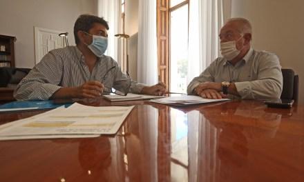 La Diputación subvenciona el lanzamiento de castillos artificiales en distintos municipios de la provincia en apoyo al sector pirotécnico