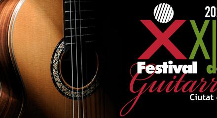 Tornen les conferències i les classes d'interpretació guitarrística al Festival de Guitarra 'Ciutat d'Elx'