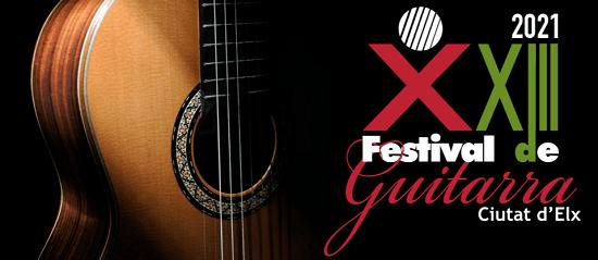 Regresan las conferencias y las clases de interpretación guitarrística al Festival de Guitarra 'Ciutat d'Elx'