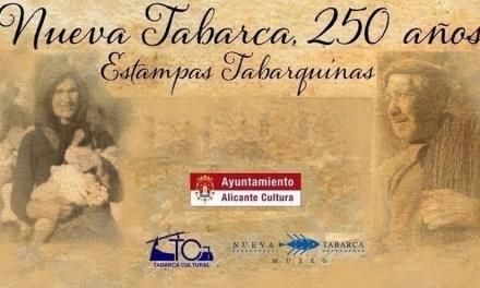 """La muestra """"Nueva Tabarca, 250 años"""" podrá ser visitada en la Casa del Gobernador de la isla hasta el 12 de septiembre"""