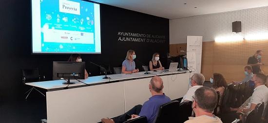 La incubadora ImpulsaCultura Proyecta lanza 60 proyectos de emprendimiento en la industria creativa y cultural de Alicante