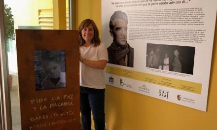 Blas d'Otero torna a Oriola 45 anys després gràcies a l'exposició que porta el seu nom a la Casa Museu Miguel Hernández