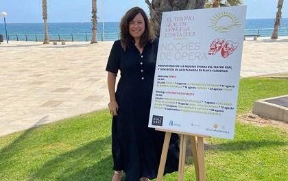 Cultura vuelve a traer las mejores óperas del Teatro Real a Orihuela Costa junto a conciertos en directo de agrupaciones locales