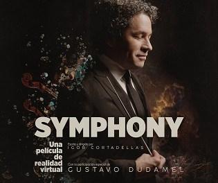 Symphony: viaje inédito al corazón de la música bajo la batuta de Gustavo Dudamel