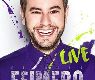 """Aquest dissabte gaudeix de la màgia amb Jorge Blass en el xou """"EFÍMERO Live"""""""