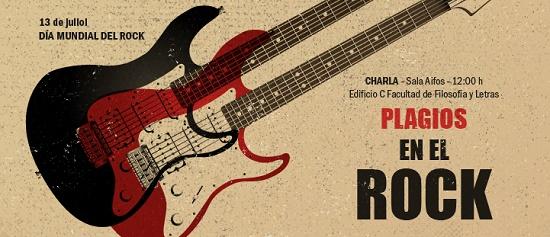 """Con motivo del Día Mundial del Rock, el Aula de Cine y Audiovisual de la UA organiza la conferencia """"Plagios en el Rock"""""""