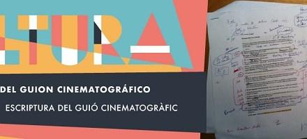 Taller d'escriptura del guió cinematogràfic realitzat per l'escriptor i expert Mariano Sánchez Soler