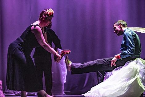 Danza trans y títeres para adultos, nuevos protagonistas de 'Escénica 2' en Villena