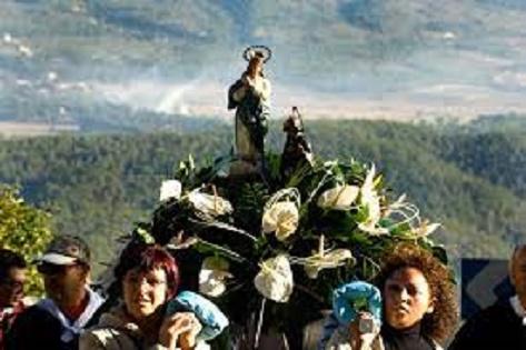 La Font Roja acogerá este sábado la celebración del hallazgo de la Virgen de los Lirios