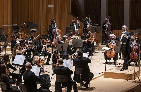 Les Arts inaugura la Temporada 2021-2022 con dos conciertos sinfónicos en la provincia de Alicante