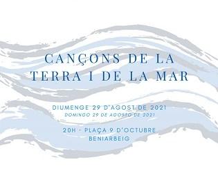 ARS NOVA canta a la tierra y al mar en Beniarbeig