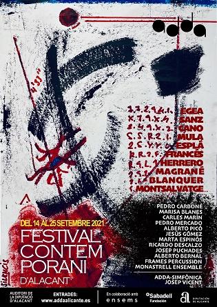 El Festival de Música Contemporánea ofrecerá en el ADDA la integral de la obra pianística de Óscar Esplá