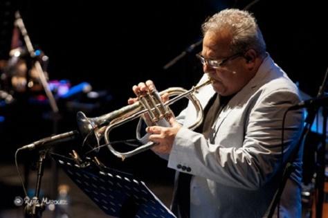 Dos referentes internacionales del mundo del jazz, Lolo García y Juan Munguía, actuan este viernes en Finestrat