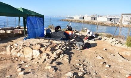 Les excavacions del MARQ en la Illeta dels Banyets trauen a la llum una nova instal·lació productiva per a la conservació de peix