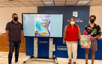 Presentado el Carnaval de verano de Torrevieja que se celebrará los días 15 y 16 de agosto