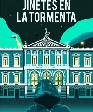 """""""Jinetes en la tormenta"""" la novela del villenense Juan Miguel Ferri"""