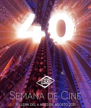 La Semana de Cine de Villena celebra su 40 aniversario con una amplia programación