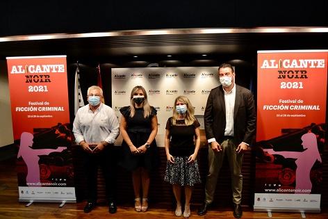Alicante Noir presenta la primera edición del Festival de Ficción Criminal