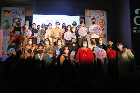 La concejala de Juventud felicita a los ilicitanos galardonados en los premios 'Top Creation 2020'