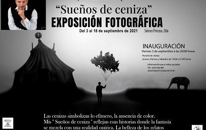 L'exposició «Sueños de Ceniza» de José Antonio López a Elda