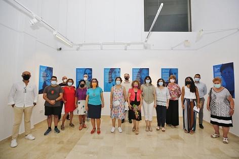 """Arrancan las actividades de la Mednight con la inauguración de la exposición """"Rostros mediterráneos de la ciencia"""""""