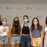 Villena presenta los cinco cortometrajes realizados por adolescentes a favor de la igualdad
