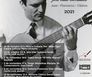 IV Festival de Guitarra José Luis González de Alcoy