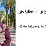 """Exposición """"Las Sillas de la Explanada"""" de Alex Amorós en la Sala de la en la Lonja del Pescado"""