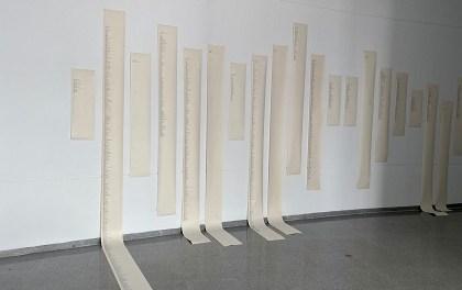 Pablo Sandoval expone su obra durante dos meses en la Casa de Cultura de El Campello