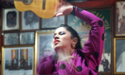 La fotógrafa griega Maria Papageorgiu gana el concurso de fotografía del V Festival Flamenco Mediterráneo