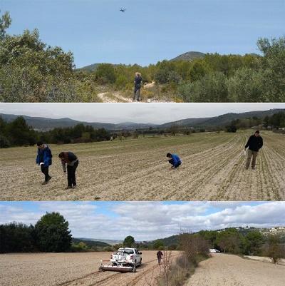 Arqueólogos de la Universidad de Alicante investigarán los orígenes de los paisajes rurales en el término de Ibi