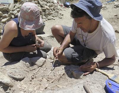 El MARQ finaliza las excavaciones de Laderas del Castillo de Callosa de Segura tras un ciclo de nueve años de trabajos y 140.000 euros de inversión