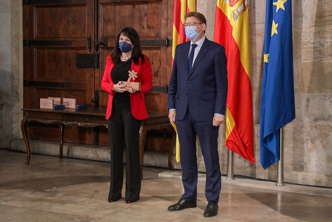 La apuesta del MARQ por la integración y la accesibilidad recibe el Premi Turisme Comunitat Valenciana