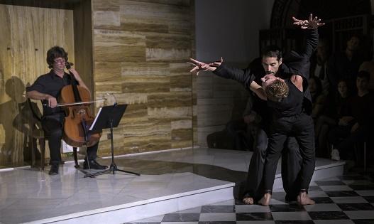 Danza y circo esta semana en el Teatro  Chapí   de  Villena