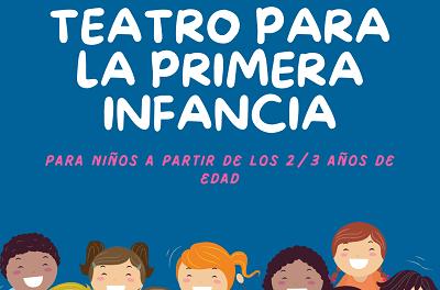 """Per primera vegada a Torrevella es representarà """"Teatre per a la primera infància"""", per a xiquets a partir dels 2-3 anys d'edat"""