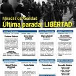 """""""Última parada: LIBERTAD"""". El ciclo en Villena """"Miradas de Realidad"""" afronta el problema de los refugiados"""