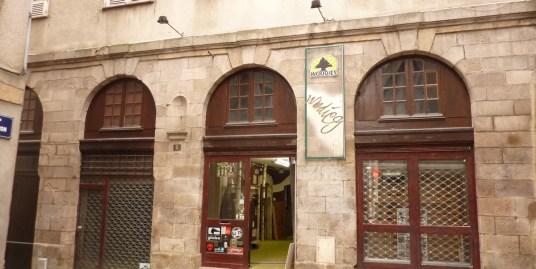Local professionnel, rue Jauvion, Limoges (Réf 207)