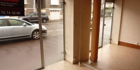 Local professionnel, Rue François Perrin, Limoges (Réf 177)
