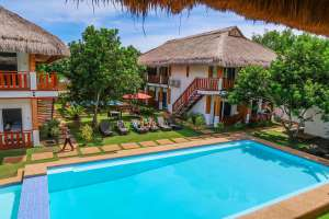 Best offers at the scent of green papaya resort panglao! book now!