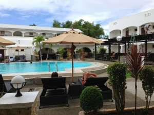 Cheap prices and superior rooms at the panglao regents park hotel