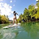 Loboc stand up paddle tour