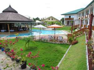 Reasonable rates at the harmony hotel panglao, bohol, philippines