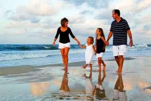 Family Vacation At Lost Horizon Beach Dive Resort Alona Beach Bohol