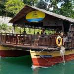 Floating restaurant loboc riverwatch bohol 12