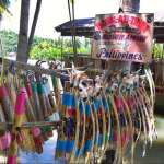 Floating restaurant loboc riverwatch bohol bow and arrow