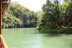 Loboc riverwatch floating restaurant loboc river bohol philippines 025