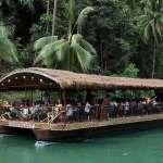 Loboc riverwatch floating restaurant loboc river bohol philippines 070